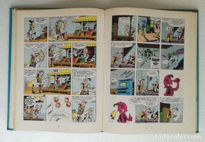 Cómics: Las aventuras de Lucky Luke, Tomo nº 4 - Grijalbo, Dargaud - Foto 5 - 207733261