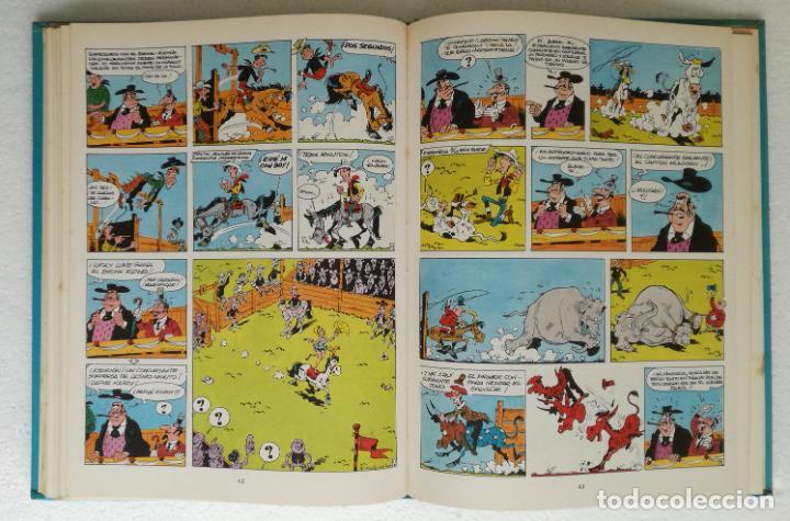 Cómics: Las aventuras de Lucky Luke, Tomo nº 4 - Grijalbo, Dargaud - Foto 6 - 207733261