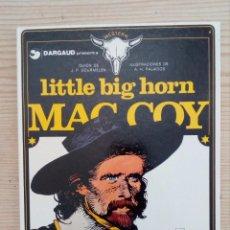 Cómics: LITTLE BIG HORN MAC COY 8 - 1981 - GRIJALBO. Lote 208195770