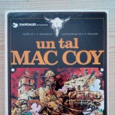 Cómics: UN TAL MAC COY 2 - 1981 - GRIJALBO. Lote 208195835