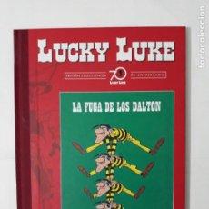Cómics: LUCKY LUKE. LA FUGA DE LOS DALTON. EDICION COLECCIONISTA. 70 ANIVERSARIO.. Lote 208343083