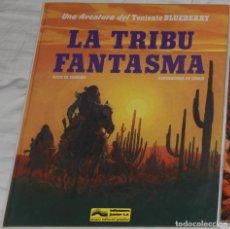 Cómics: TENIENTE BLUEBERRY Nº 21 - LA TRIBU FANTASMA - CHARLIER & GIRAUD - GRIJALBO/DARGAUD. Lote 167750144