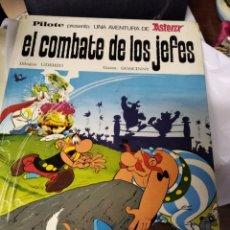 Cómics: EL COMBATE DE LOS JEFES. ASTERIX. Lote 208454735