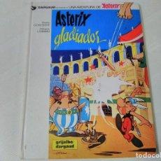 Cómics: COMIC ASTÉRIX GLADIADOR. 1.980. TAPA DURA.. Lote 208839140