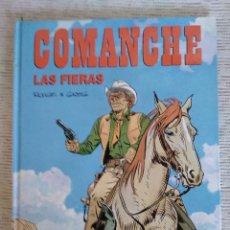 Cómics: COMANCHE. LAS FIERAS. GRIJALBO. CARTONÉ. Lote 208879930