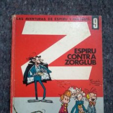 Cómics: ESPIRU CONTRA ZORBLUB - ESPIRU Nº 9 - JAIMES. Lote 208993370