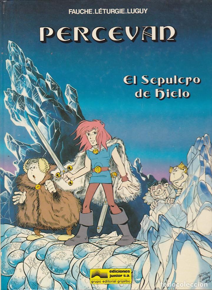 COMIC COLECCION PERCEVAN Nº 2 EDICIONES GRIJALBO (Tebeos y Comics - Grijalbo - Percevan)