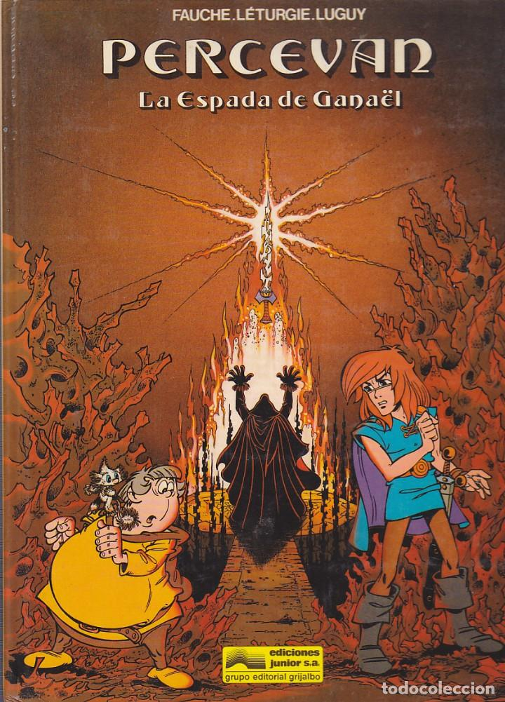COMIC COLECCION PERCEVAN Nº 3 EDICIONES GRIJALBO (Tebeos y Comics - Grijalbo - Percevan)
