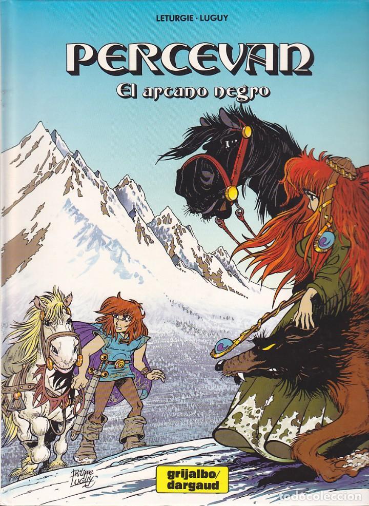 COMIC COLECCION PERCEVAN Nº 9 EDICIONES GRIJALBO (Tebeos y Comics - Grijalbo - Percevan)