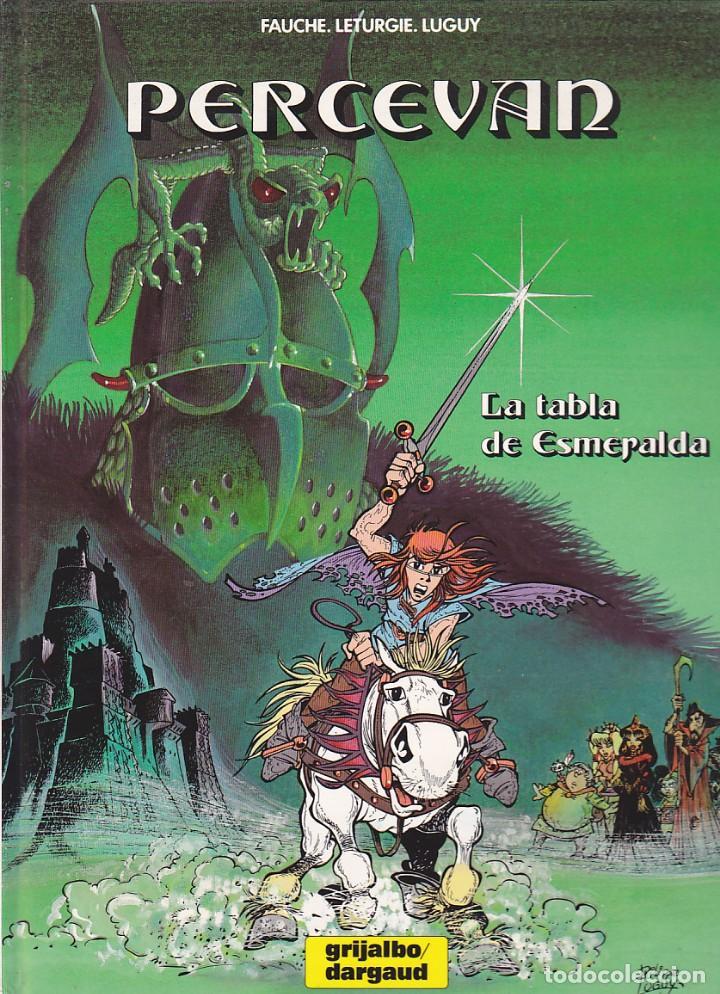 COMIC COLECCION PERCEVAN Nº 8 EDICIONES GRIJALBO (Tebeos y Comics - Grijalbo - Percevan)