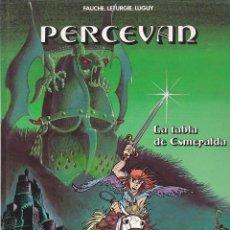 Comics : COMIC COLECCION PERCEVAN Nº 8 EDICIONES GRIJALBO. Lote 209084420