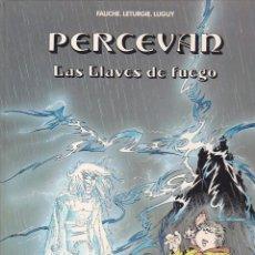 Comics : COMIC COLECCION PERCEVAN Nº 6 EDICIONES GRIJALBO. Lote 209084468