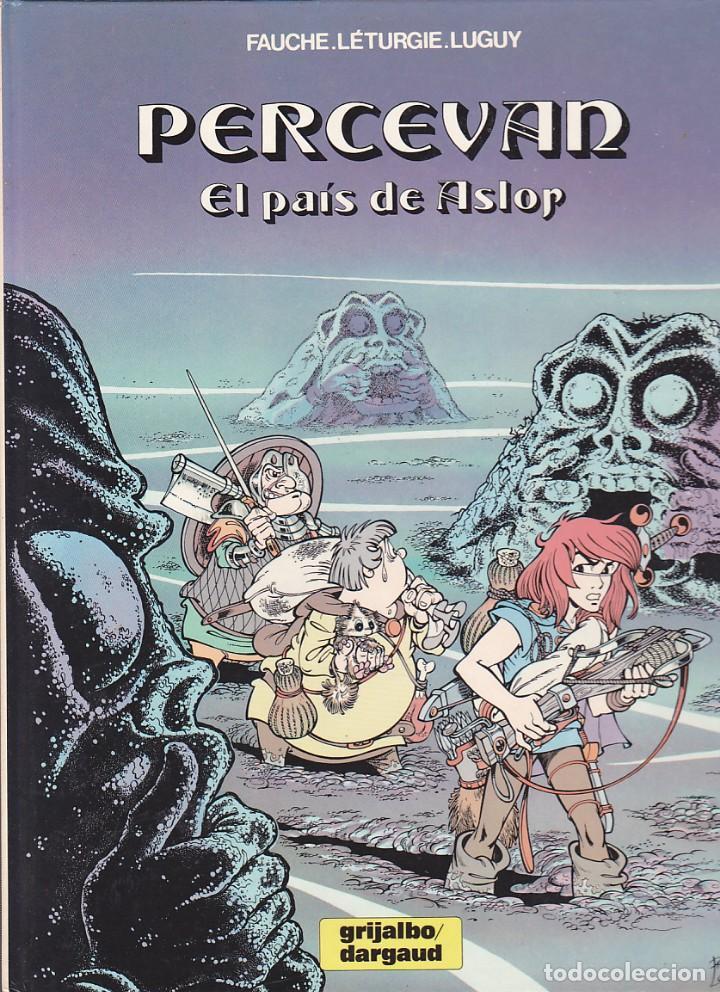 COMIC COLECCION PERCEVAN Nº 4 EDICIONES GRIJALBO (Tebeos y Comics - Grijalbo - Percevan)