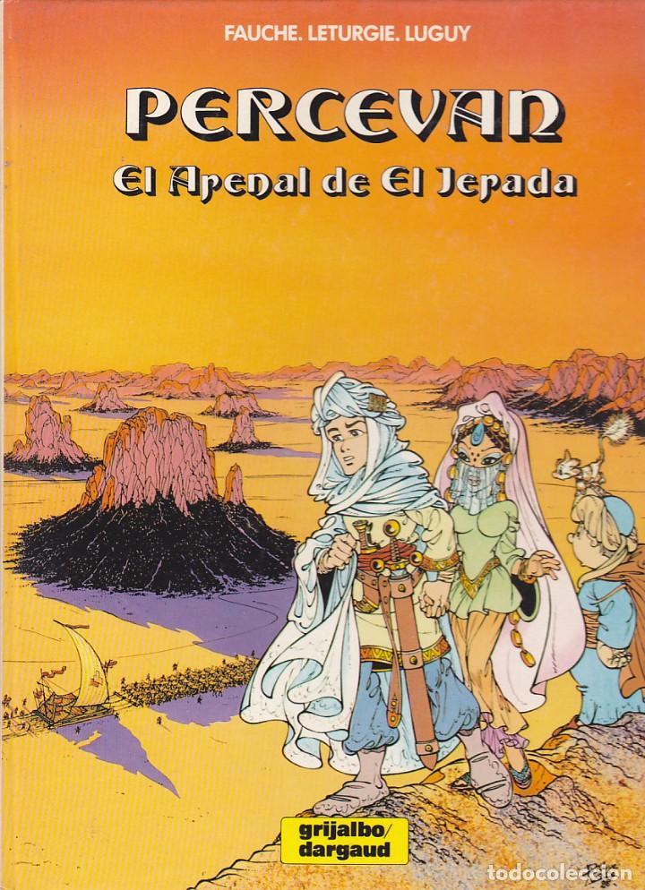 COMIC COLECCION PERCEVAN Nº 5 EDICIONES GRIJALBO (Tebeos y Comics - Grijalbo - Percevan)