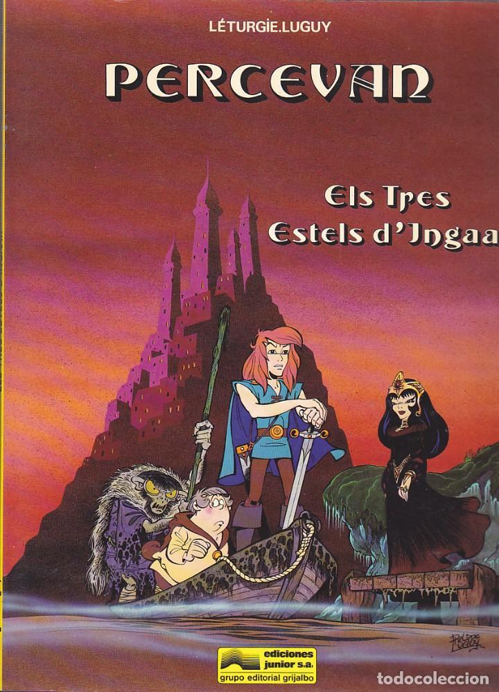 COMIC COLECCION PERCEVAN Nº 1 EDICIONES GRIJALBO (Tebeos y Comics - Grijalbo - Percevan)