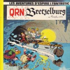 Cómics: COMIC COL.LECIO LES AVENTURES D'ESPIRU I FANTASTIC QRN BRETZELBURG. Lote 209092033