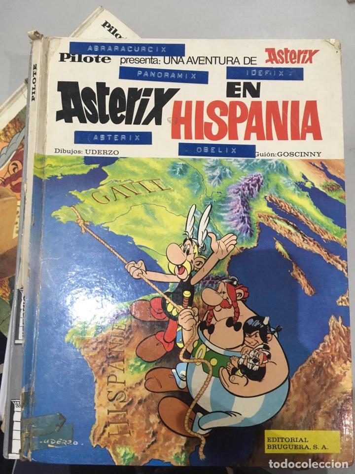 Cómics: Lote Asterix 15 LIBROS CÓMICS AÑOS 1970 - Foto 2 - 209106158