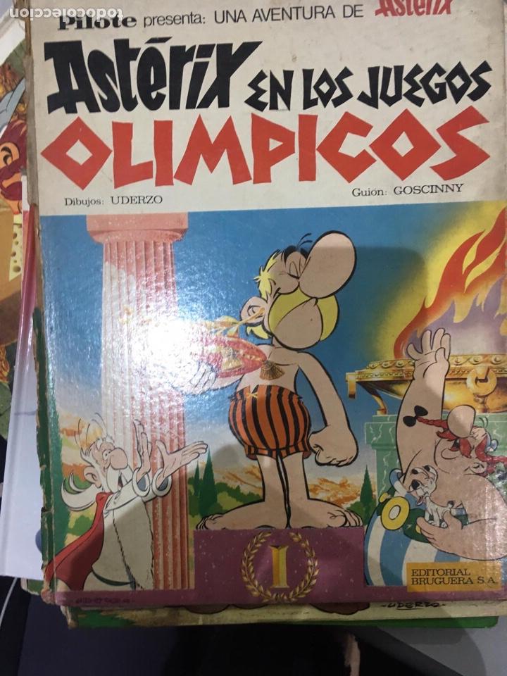 Cómics: Lote Asterix 15 LIBROS CÓMICS AÑOS 1970 - Foto 9 - 209106158
