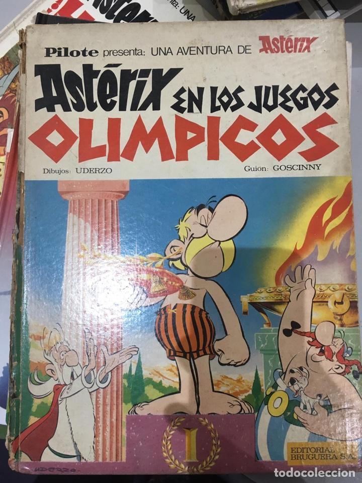 Cómics: Lote Asterix 15 LIBROS CÓMICS AÑOS 1970 - Foto 10 - 209106158