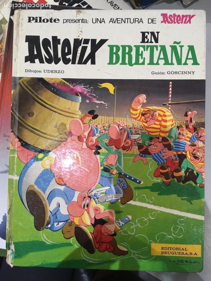 Cómics: Lote Asterix 15 LIBROS CÓMICS AÑOS 1970 - Foto 11 - 209106158