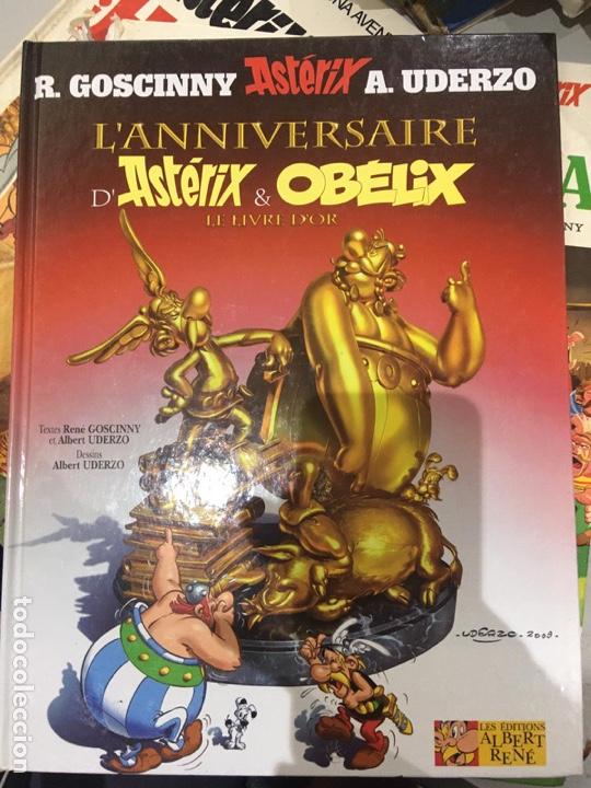 Cómics: Lote Asterix 15 LIBROS CÓMICS AÑOS 1970 - Foto 13 - 209106158