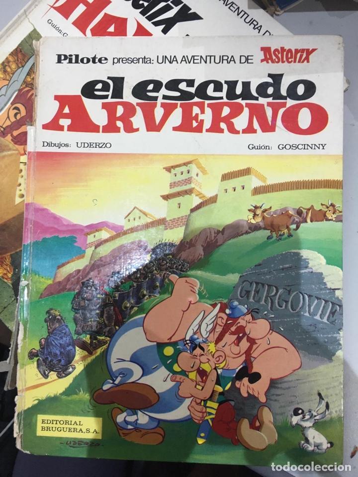 Cómics: Lote Asterix 15 LIBROS CÓMICS AÑOS 1970 - Foto 14 - 209106158