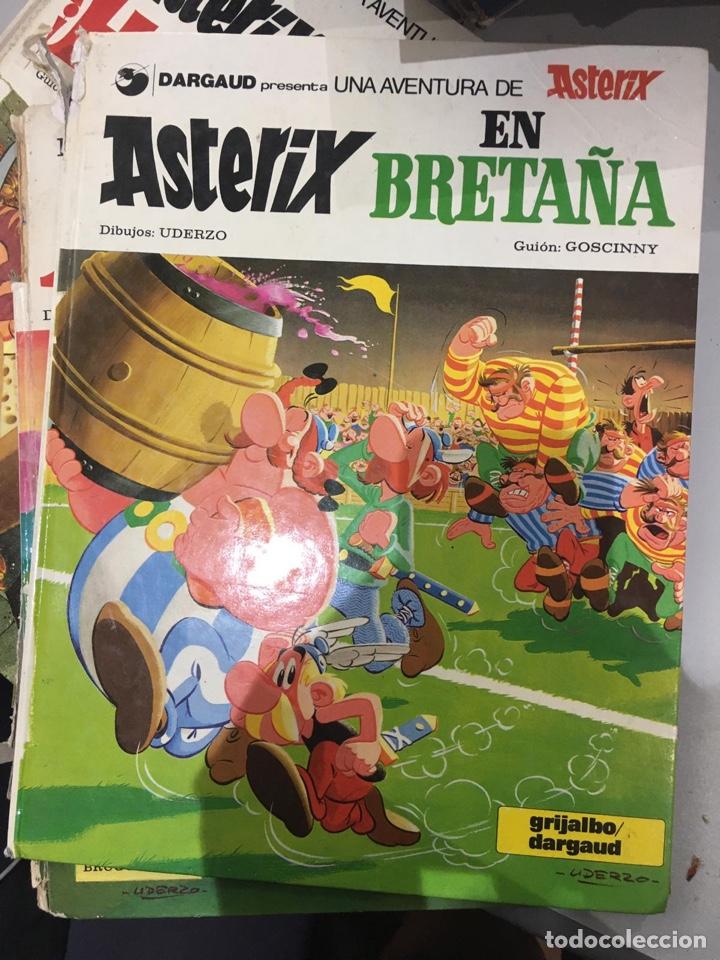 Cómics: Lote Asterix 15 LIBROS CÓMICS AÑOS 1970 - Foto 15 - 209106158