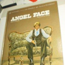 Cómics: ANGEL FACE. TENIENTE BLUEBERRY. GRIJALBO 1981 TAPA DURA (BUEN ESTADO). Lote 209292607