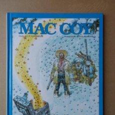 Cómics: MAC COY Nº 18 EL BAUL DE LOS SORTILEGIOS GOURMELEN Y PALACIOS - EDITORIAL GRIJALBO DARGAUD TAPA DURA. Lote 209359812
