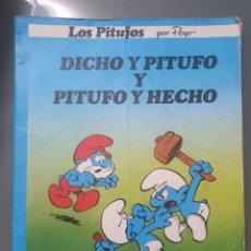 Cómics: LOS PITUFOS 9. Lote 209391311