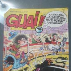 Cómics: GUAI 57. Lote 209391476