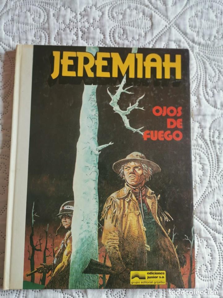 JEREMIAH - OJOS DE FUEGO - N. 4 (Tebeos y Comics - Grijalbo - Jeremiah)