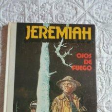 Cómics: JEREMIAH - OJOS DE FUEGO - N. 4. Lote 209750777