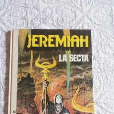 Cómics: JEREMIAH - LA SECTA - N. 6. Lote 209750950