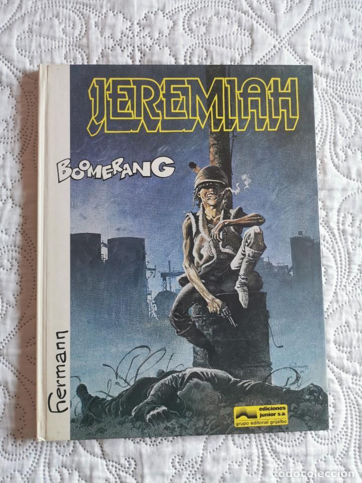 JEREMIAH - OJOS DE FUEGO - N. 11 (Tebeos y Comics - Grijalbo - Jeremiah)