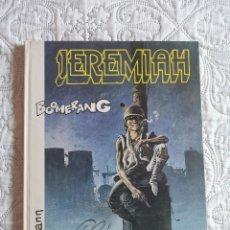 Cómics: JEREMIAH - OJOS DE FUEGO - N. 11. Lote 209751140