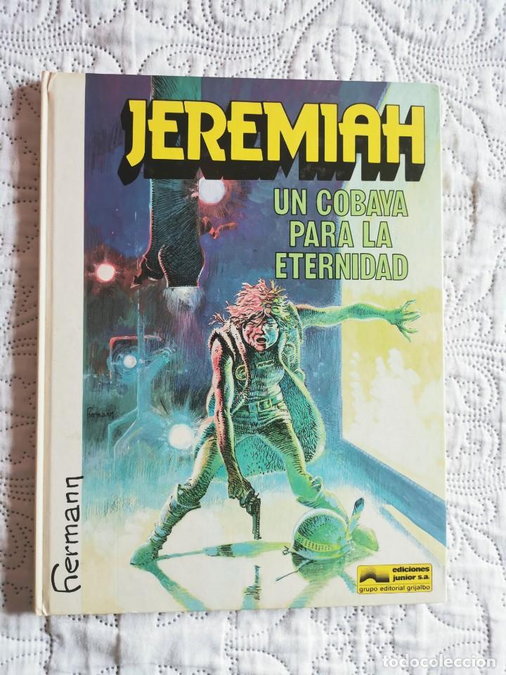 JEREMIAH - UN COBAYA PARA LA ETERNIDAD - N. 5 (Tebeos y Comics - Grijalbo - Jeremiah)