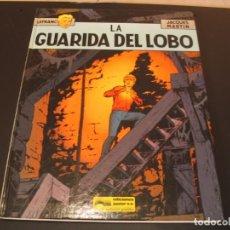 Cómics: LEFRANC Nº 4 LA GUARIDA DEL LOBO JACQUES MARTIN. Lote 209762393