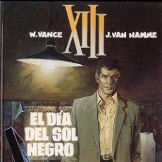 Cómics: XIII DE VAN HAMME Y VANCE VARIOS PREMIOS HAXTUR CAJA 203 ISA. Lote 209794271
