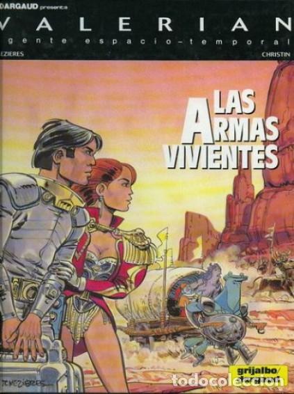 GRIJALBO. VALERIAN. LAS ARMAS VIVIENTES CHRISTIN (Tebeos y Comics - Grijalbo - Valerian)