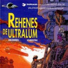 Cómics: GRIJALBO. VALERIAN. REHENES DE ULTRALUM. MEZIERES & CHRISTIN. Lote 209875776