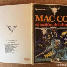 Cómics: MAC COY 9 - EL CAÑON DEL DIABLO - JUNIOR / GRIJALBO - TAPA DURA - GCH1. Lote 209908737