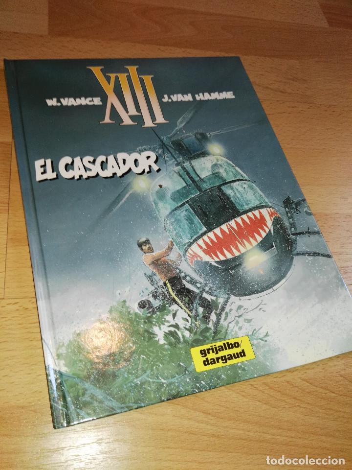 ALBUM XIII VOLUMEN 10 (Tebeos y Comics - Grijalbo - XIII)
