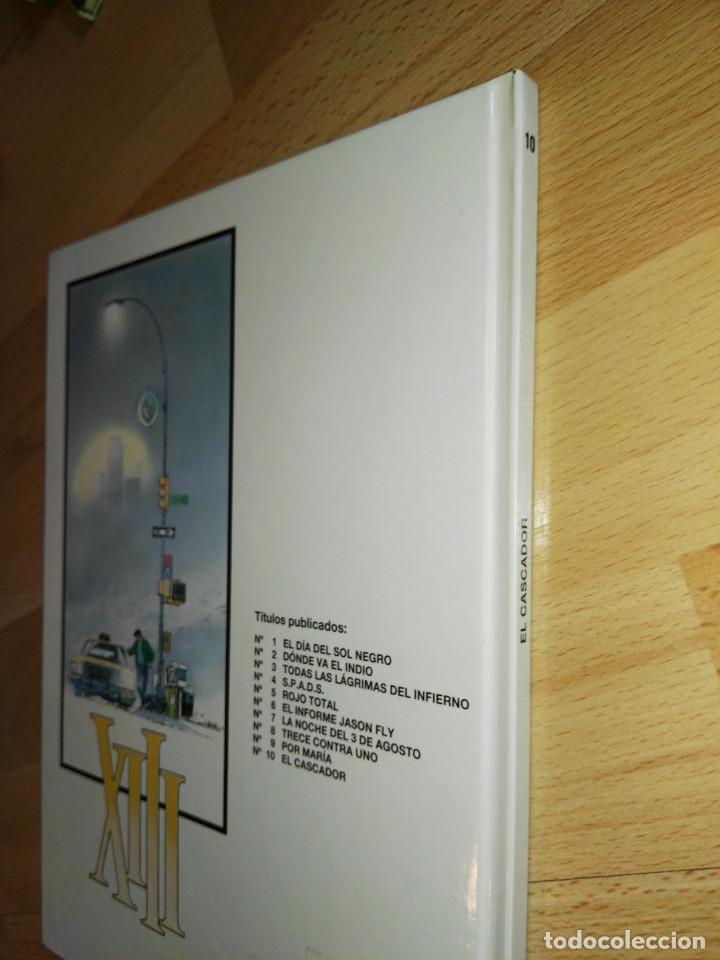 Cómics: Album XIII volumen 10 - Foto 2 - 209951928