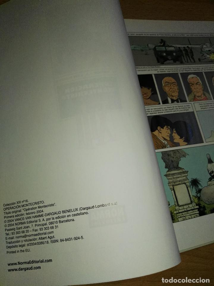 Cómics: Album XIII volumen 16 - Foto 2 - 209952768