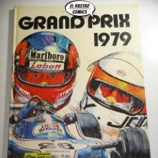 Fumetti: GRAND PRIX 1979, MARIO LUINI, WILLY RICHARD, ED. GRIJALBO AÑO 1980, B8. Lote 210045255