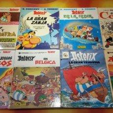 Cómics: 25 VOLUMENES ASTERIX AÑOS 70 Y 80 TAPA DURA. Lote 210063435