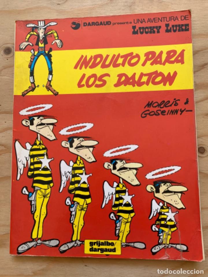 LUCKY LUQUE, INDULTÓ PARA LOS DALTON (Tebeos y Comics - Grijalbo - Lucky Luke)