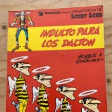 Cómics: LUCKY LUQUE, INDULTÓ PARA LOS DALTON. Lote 210113348
