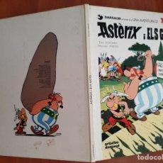 Cómics: 1983 ASTERIX I ELS GOTS / GOSCINNY - UDERZO. Lote 210536550